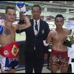 Aitor Alonso Campeón del Mundo de Muay Thai