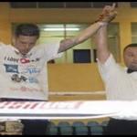 Cristian Rodríguez vuelve al ring