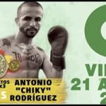 Tv Canaria emitirá la velada del campeonato de España