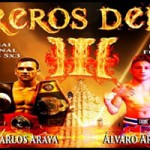 Cartel Guerreros del Ring III