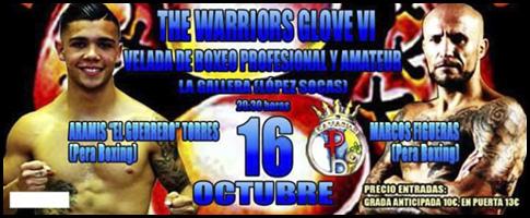 the warriors glove VI