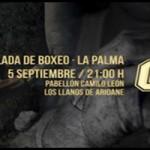 Velada de Boxeo, La Palma