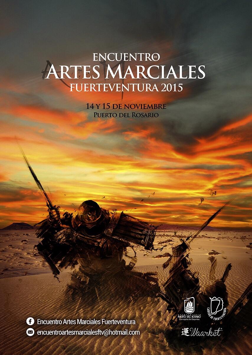 encuentro artes marciales fuerteventura 2015