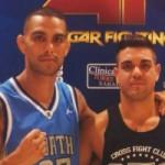 Omar Santana y Tato Primera dan el peso