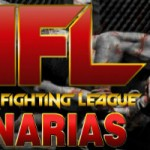 Fight Card profesional, AFL 6 Canarias