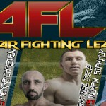 Fight Card AFL 6 Canarias