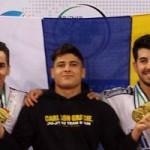 Fredy Figueroa y Jorge Práxedes, 4 medallas de oro