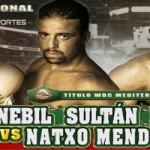 "Nebil ""Sultán"" Krissi luchará por el título WBC Mediterraneo"
