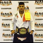 Yuse campeón NAGA Europa Gi y no Gi