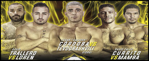 INTERNATIONAL FIGHTING CHAMPIONSHIP 4 RECORTADA