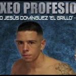 Lugar pesaje Boxeo Profesional, Cristian Rodríguez