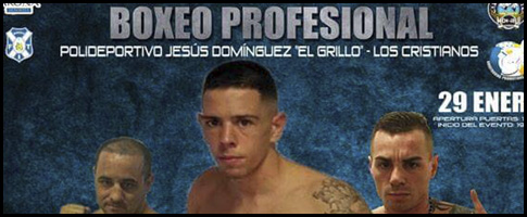 boxeo profesional cristian