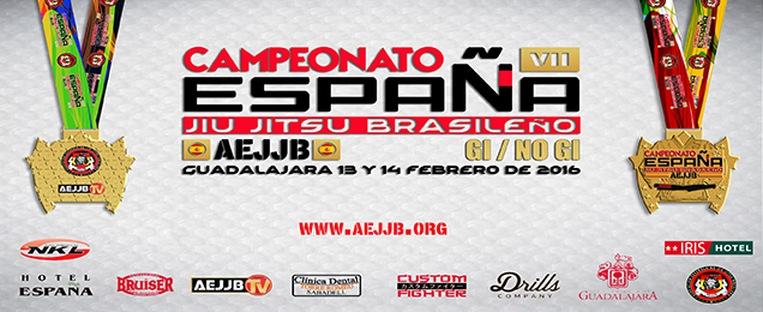 VII campeonato españa bjj