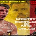 Cartel campeonato de España, King Daluz