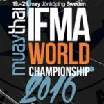 Campeonatos Muay Thai IFMA 2016