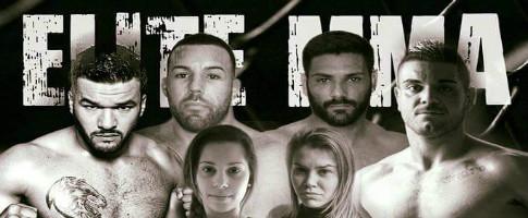 elite MMA la palma portada