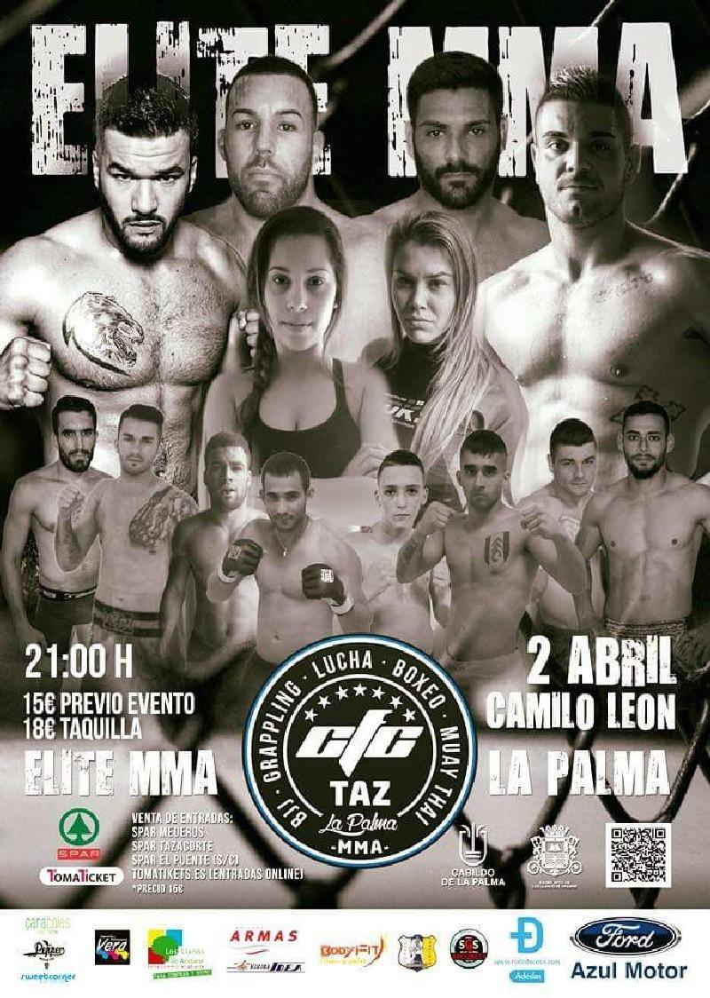 elite MMA la palma