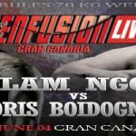 Elam Ngor Vs Joris Boidognet, ENFUSION LIVE Gran Canaria