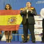 Fotos velada campeonato España de Boxeo, por Déniz