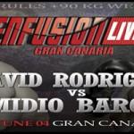 David Rodríguez Vs Emidio Barone, ENFUSION LIVE Gran Canaria