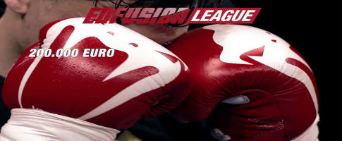 enfusion league portada portada