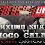 Máximo Suárez Vs Diogo Callado, ENFUSION LIVE Gran Canaria