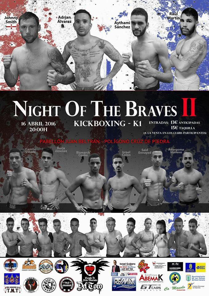 night of the braves II