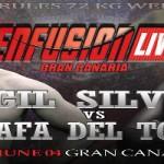 Rafa del Toro Vs Gil Silva, ENFUSION LIVE Gran Canaria