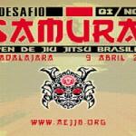 Los canarios vuelven cargados de medallas del II Desafio Samurai