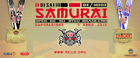 segundo samurai AEJJB portada