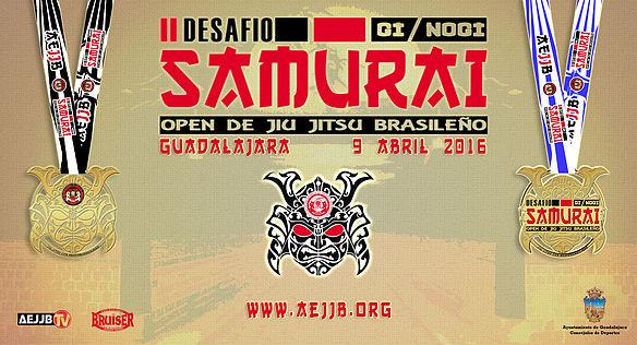 segundo samurai AEJJB