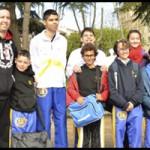 Éxito canario en los Campeonatos de España de Kickboxing