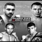 Fight Card ENFUSION LIVE Gran Canaria