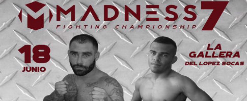 cartel madness 7 portada