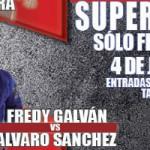 Vídeo de Fredy ganando en el Open Match Madrid