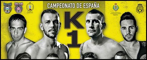 campeonato españa K1