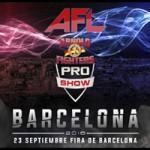 Gerardo Sousa luchará en AFL Arnold Fighters