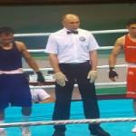 Samuel Carmona se clasifica para los Juegos Olímpicos