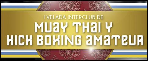 velada muay thai y kickboxing amateur