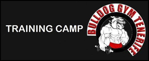 training camp bulldog gym