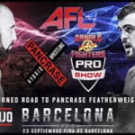 Fight Card AFL-10 Arnold Fighters