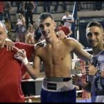 """Jacobo """"Caco"""" Barreto nuevo Campeón de Canarias profesional"""