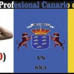 Velada Boxeo, campeonato profesional peso Gallo