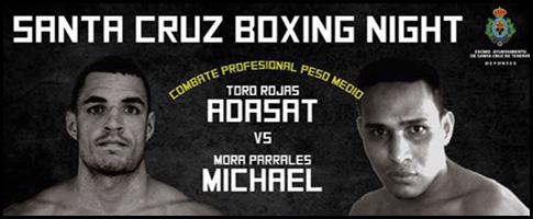 santa cruz boxing night portada