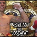 Cristian Rodríguez a por el título Mediterráneo IBF