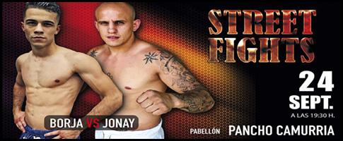 jonay vs borja