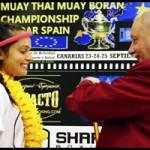 Cathaysa nueva campeona de Europa Amateur