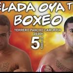 Primera velada OYA Team Boxeo