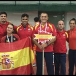 Canarias de llena medallas en los campeonatos del mundo Grappling  y Grappling GI