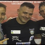 Cristian Rodríguez nuevo campeón IBF Mediterráneo
